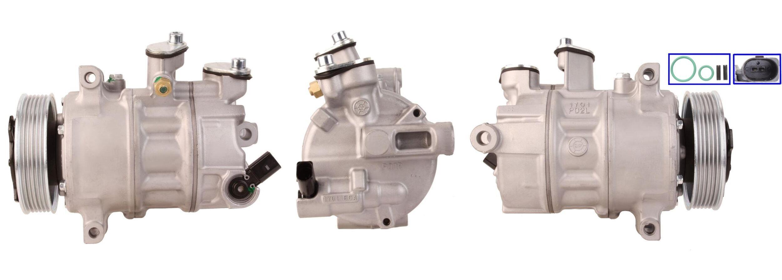 ELSTOCK Klimakompressor 51-0535