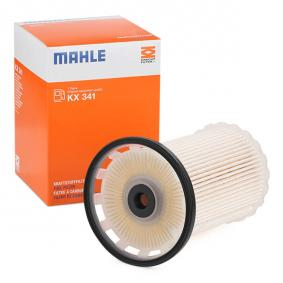 79930341 MAHLE ORIGINAL Filterinsats H: 122,8mm Bränslefilter KX 341 köp lågt pris