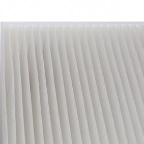1 987 435 003 Filter, Innenraumluft BOSCH - Markenprodukte billig