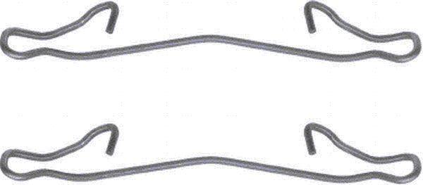 OE Original Bremssattel Reparatur Set 82029200 TEXTAR