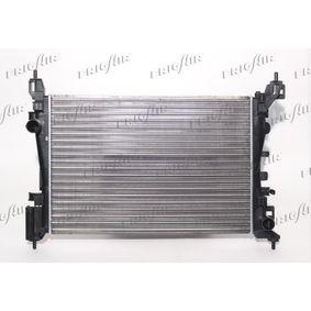 21110137 FRIGAIR Aluminium, Kunststoff Netzmaße: 540 x 375 x 23 mm Kühler, Motorkühlung 0107.3137 günstig kaufen
