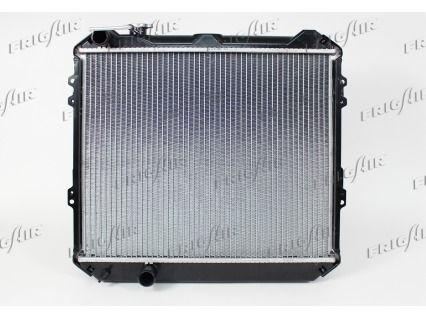21570187 FRIGAIR Aluminium, Kunststoff Netzmaße: 450 x 530 x 40 mm Kühler, Motorkühlung 0115.3187 günstig kaufen