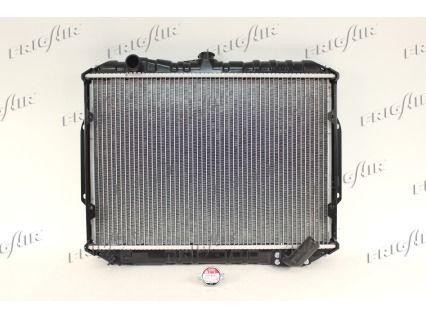 21520037 FRIGAIR Aluminium, Kunststoff Netzmaße: 400 x 570 x 32 mm Kühler, Motorkühlung 0116.3037 günstig kaufen