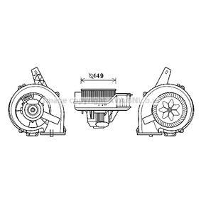 ST8044 PRASCO Motor eléctrico, ventilador habitáculo ST8044 a buen precio