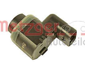 0901047 METZGER schwarz, Ultraschallsensor Sensor, Einparkhilfe 0901047 günstig kaufen