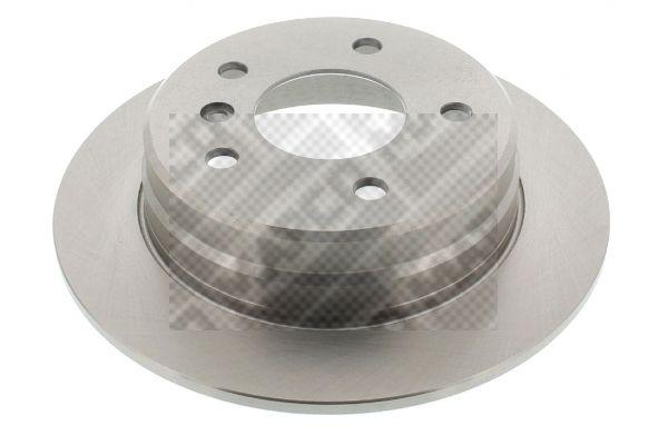 MAPCO Stabdžių diskas 15815