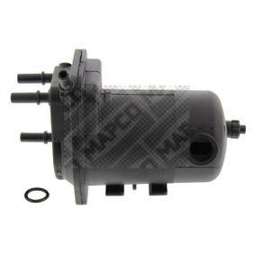 63503 MAPCO mit Anschluss für Wassersensor Höhe: 187mm Kraftstofffilter 63503 günstig kaufen