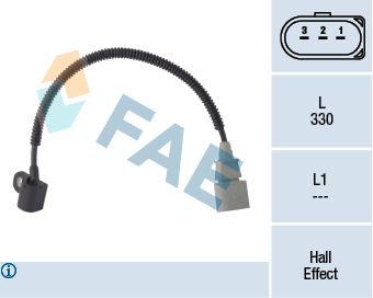 FAE Sensor, Drehzahl 79341