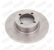 Bremsscheiben SKBD-0020360 mit vorteilhaften STARK Preis-Leistungs-Verhältnis