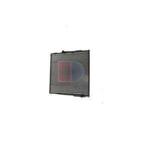 Kühler, Motorkühlung AKS DASIS 270014N mit 31% Rabatt kaufen