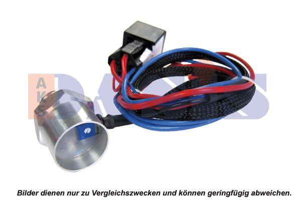 Original AUDI Temperaturschalter, Kühlerlüfter 751107N