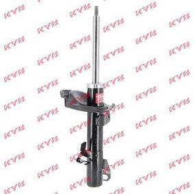 339820 KYB Excel-G Vorderachse rechts, Gasdruck, Zweirohr, Federbein Stoßdämpfer 339820 günstig kaufen