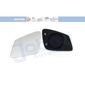 20 10 37-81 JOHNS Vänster Spegelglas, yttre spegel 20 10 37-81 köp lågt pris