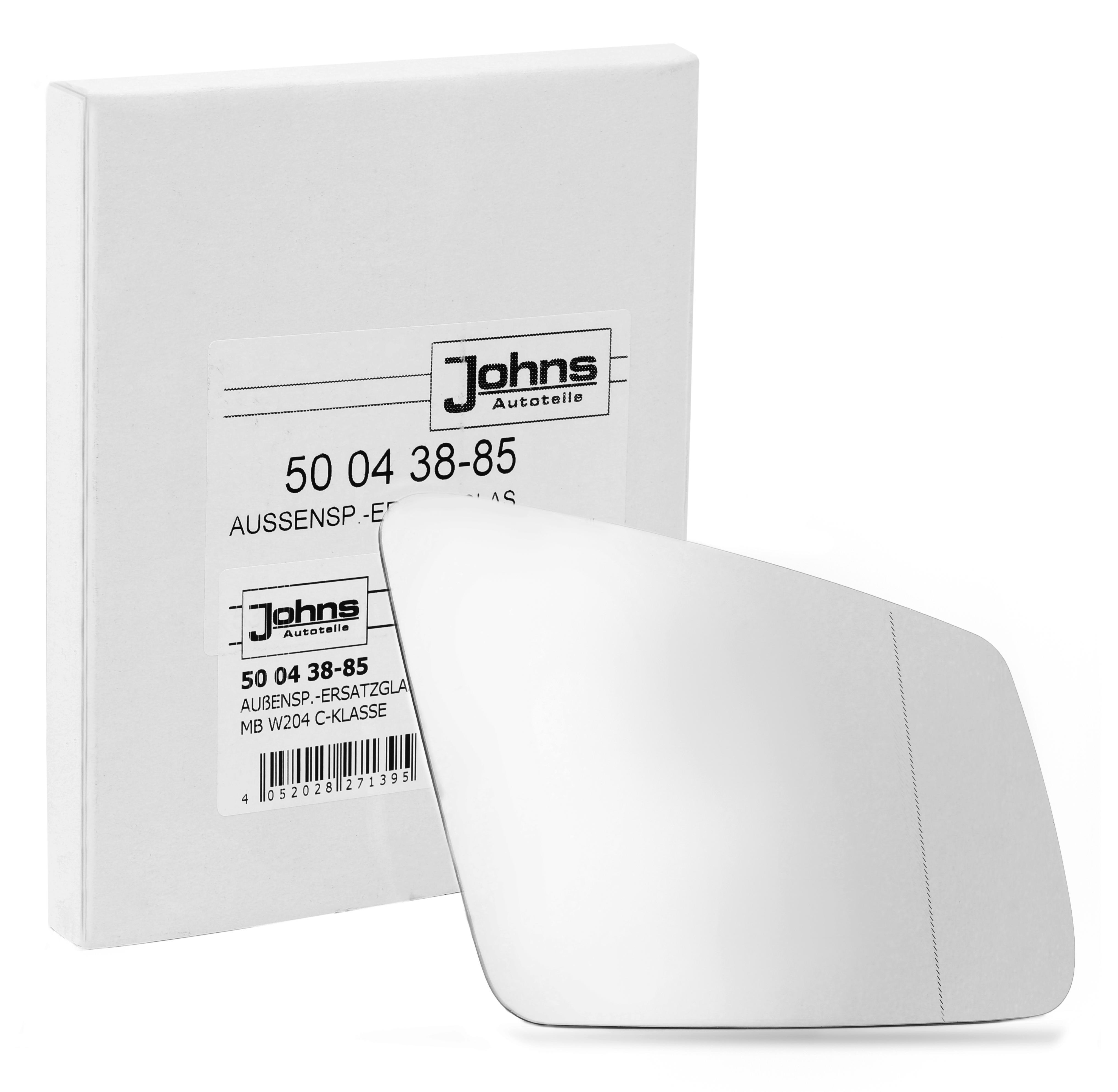 MERCEDES-BENZ GLE Seitenspiegel - Original JOHNS 50 04 38-85