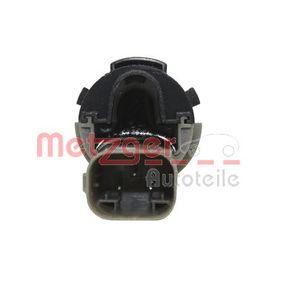 0901097 Sensor, Einparkhilfe METZGER 0901097 - Große Auswahl - stark reduziert