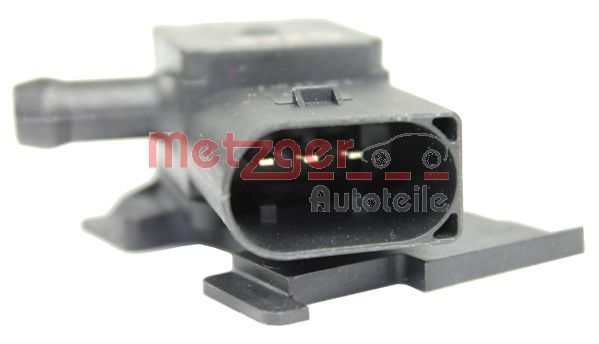 METZGER: Original Differenzdrucksensor 0906185 (Pol-Anzahl: 3-polig)