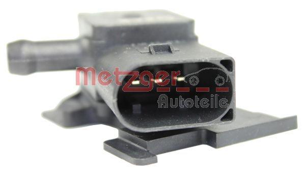 METZGER: Original Abgasdrucksensor 0906185 (Pol-Anzahl: 3-polig)