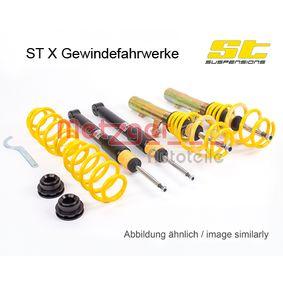 METZGER ST X Gewindefahrwerk Fahrwerkssatz, Federn / Dämpfer