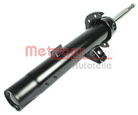2340315 METZGER Vorderachse rechts, Gasdruck, Federbein, oben Stift Stoßdämpfer 2340315 günstig kaufen