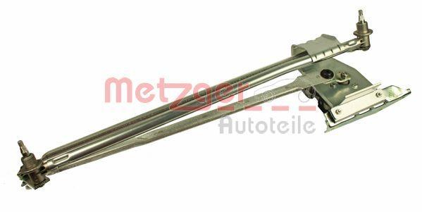 2190212 Лостов механизъм на чистачките METZGER - опит