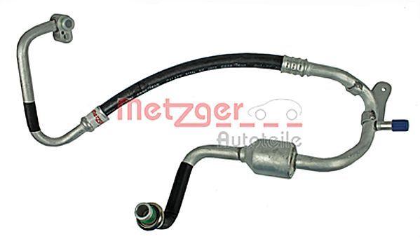 METZGER: Original Rohre und Schläuche 2360021 ()