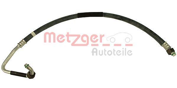 VW PASSAT 2010 Niederdruckleitung - Original METZGER 2360022