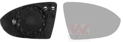 Buy original Rear view mirror glass VAN WEZEL 5766838
