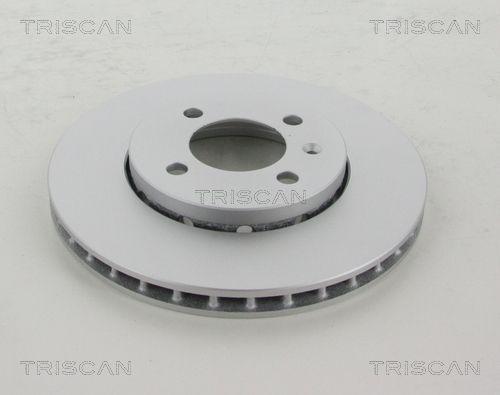 TRISCAN Bremsscheibe 8120 291060C