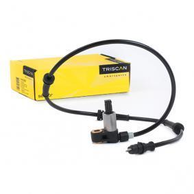 8180 25205 TRISCAN Pol-Anzahl: 2-polig Sensor, Raddrehzahl 8180 25205 günstig kaufen