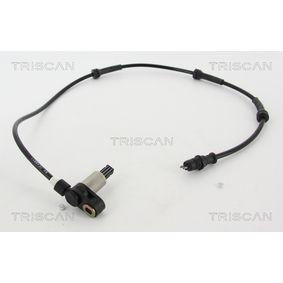 Sensor, Raddrehzahl 8180 25205 von TRISCAN