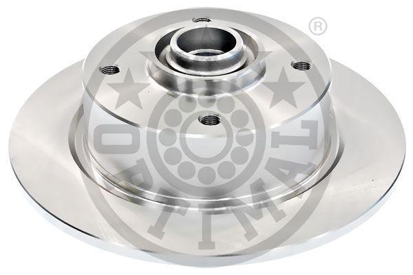 Achetez Disque OPTIMAL BS-8630C (Ø: 278mm, Épaisseur du disque de frein: 9,5mm) à un rapport qualité-prix exceptionnel
