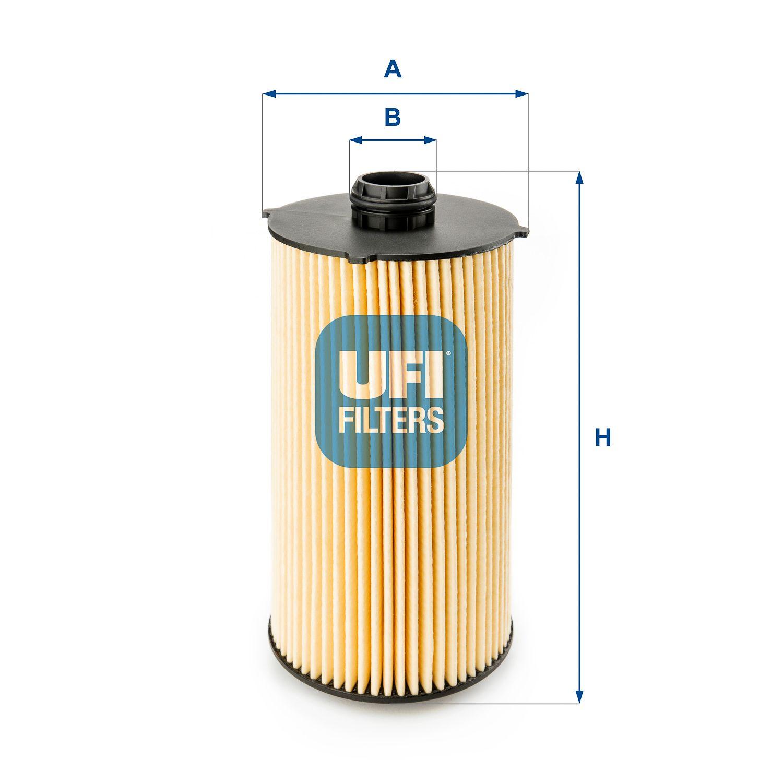 Motorölfilter UFI 25.102.00