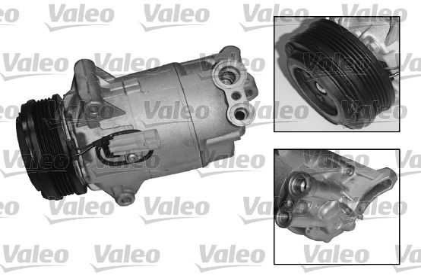Kompressor Klimaanlage VALEO 699862