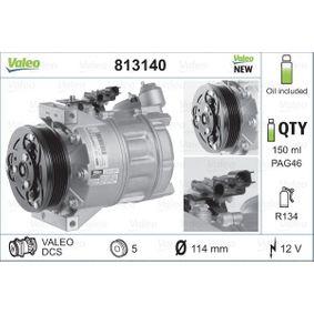 Kompressor, Klimaanlage 813140 von VALEO