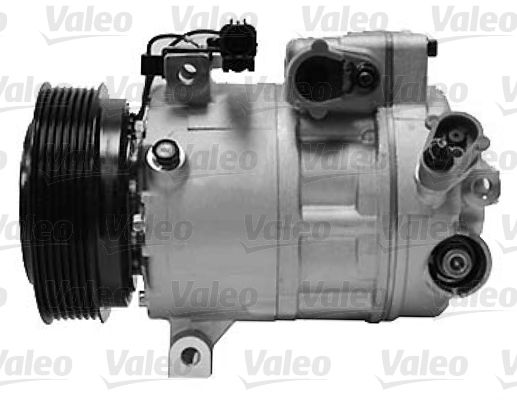 813364 VALEO PAG 46, Kältemittel: R 134a, mit PAG-Kompressoröl, NEW ORIGINAL PART Riemenscheiben-Ø: 120mm Kompressor, Klimaanlage 813364 günstig kaufen
