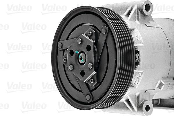 813828 Kompressor, Klimaanlage VALEO 813828 - Große Auswahl - stark reduziert