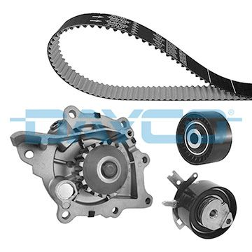 DAYCO Water pump and timing belt kit KTBWP7150