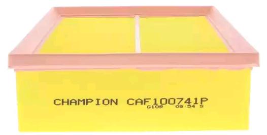 Variklio oro filtras CAF100741P su puikiu CHAMPION kainos/kokybės santykiu