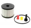 Palivový filtr CFF100402 s vynikajícím poměrem mezi cenou a CHAMPION kvalitou