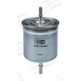 CFF100457 Kraftstofffilter CHAMPION Erfahrung