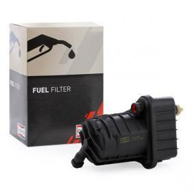 CFF100459 CHAMPION Leitungsfilter, ohne Anschluss für Wassersensor Höhe: 152mm Kraftstofffilter CFF100459 günstig kaufen