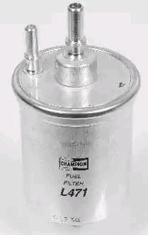 Dieselfilter CHAMPION CFF100471