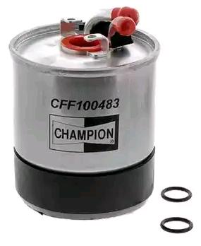 CFF100483 Filtre fioul CHAMPION CFF100483 - Enorme sélection — fortement réduit