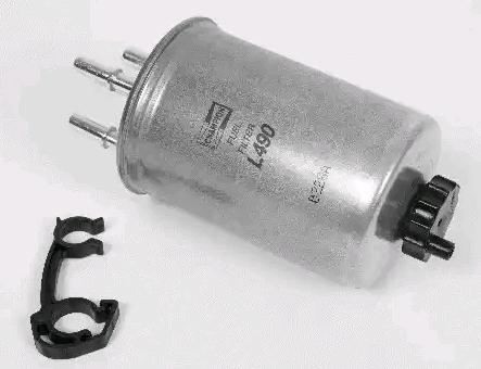 Original LAND ROVER Benzinfilter CFF100490