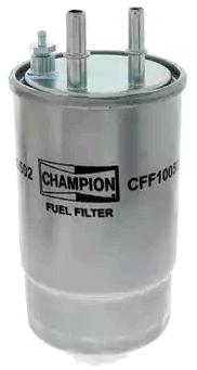 CFF100502 Горивен филтър CHAMPION - опит