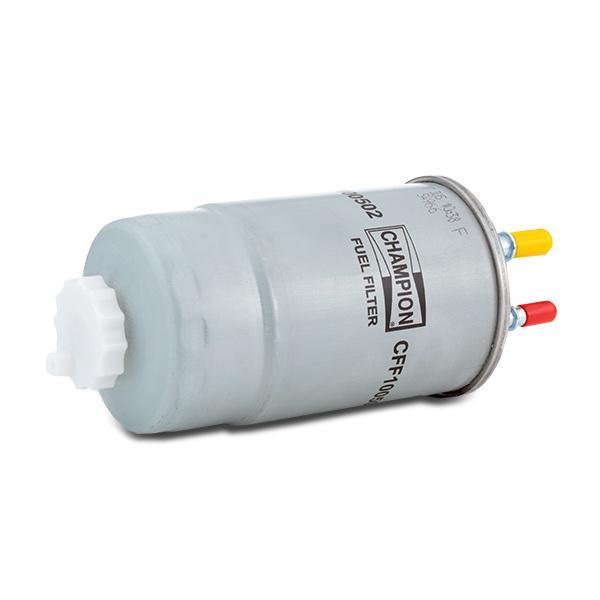 CFF100502 Filtro Carburante CHAMPION prodotti di marca a buon mercato