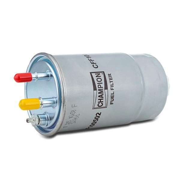 CFF100502 Горивен филтър CHAMPION - на по-ниски цени