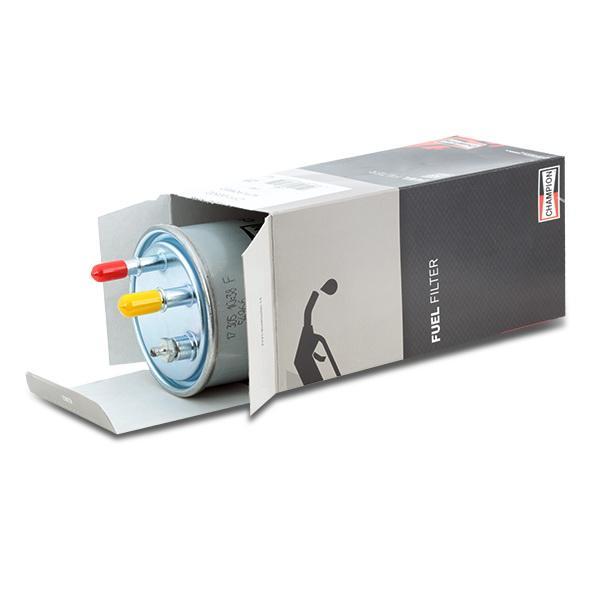 CFF100502 Горивен филтър CHAMPION Test