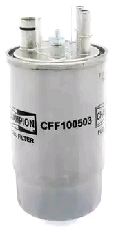 CFF100503 CHAMPION In-Line Filter Height: 204mm Fuel filter CFF100503 cheap