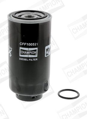 Купете CFF100521 CHAMPION навиващ филтър височина: 173мм Горивен филтър CFF100521 евтино